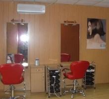 SZ, парикмахерская