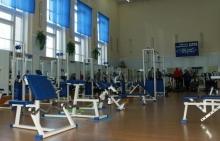 Бриз, спортивно-оздоровительный комплекс