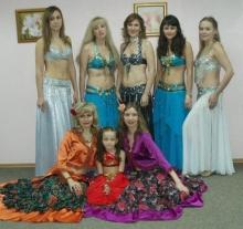 Lady-Latina, танцевальная группа