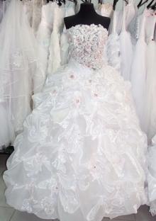 Белая орхидея, свадебный салон
