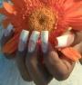 Кристина, мастер  наращивания  ногтей