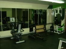 Атлет, фитнес- клуб